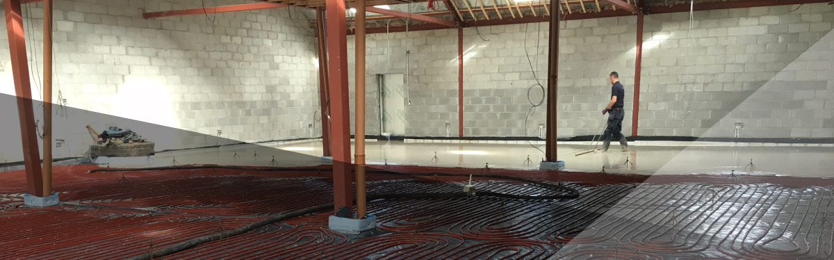 Hemihydrate Liquid Floor Screed Ireland