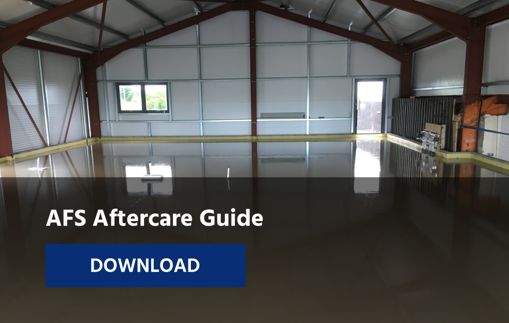 AFS Aftercare Guide